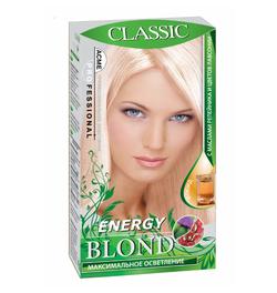 Decolorant pentru păr, ACME Energy Blond, 110 g., CLASSIC