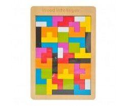 Tetris lemn 28 * 18 mp, cod 126606