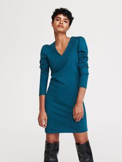 Платье RESERVED Бирюзовый ww317-67x