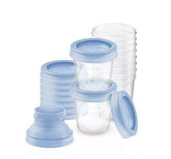 Контейнер для хранения грудного молока Avent SCF618/10, 10шт.