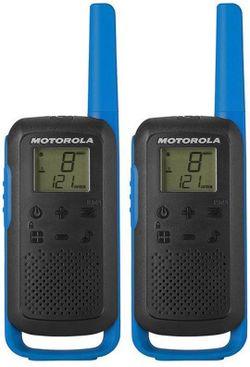 купить Рация Motorola TLKR-T62 Blue в Кишинёве