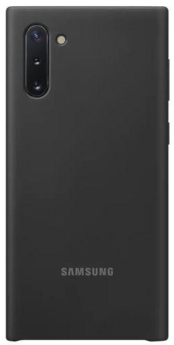 купить Чехол для моб.устройства Samsung EF-PN970 Silicone Cover Black в Кишинёве