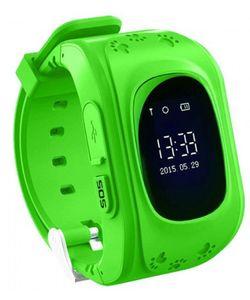 Smart ceas pentru copii Wonlex Q50(OLED) Green