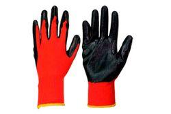 Перчатки Rnit red