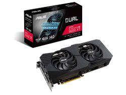 VGA ASUS Radeon RX5600XT 6GB GDDR6 Dual EVO