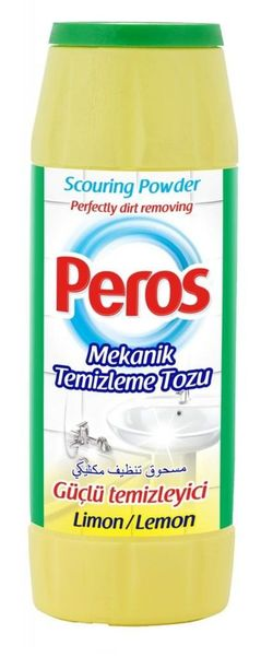 Чистящий порошок PEROS 500гр OV Lemon