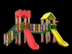 Complex de Joacă FORT-2