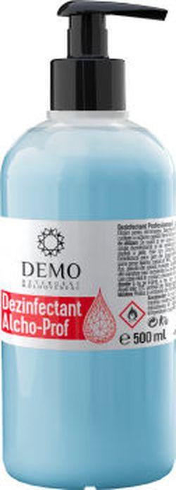 * Dezinfectant pe baza de alcool 1000 ml pomp