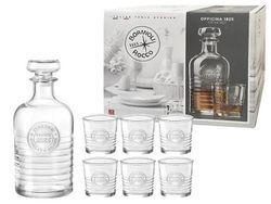 Набор графин и 6 стаканов Officina-1825