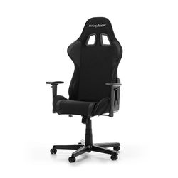 Gaming Chair DXRacer Formula GC-F11-N, Black/Black, User max loadt up to 150kg / height 145-185cm