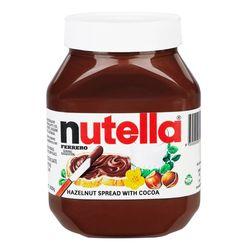 Cremă de alune de pădure cu cacao Nutella, 900 gr.