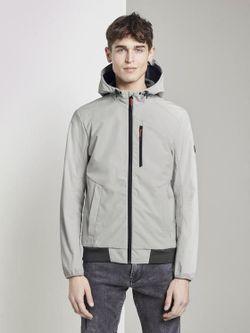 Куртка TOM TAILOR Серый