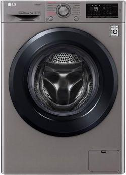 cumpără Mașină de spălat frontală LG F2J5HS6S Steam în Chișinău