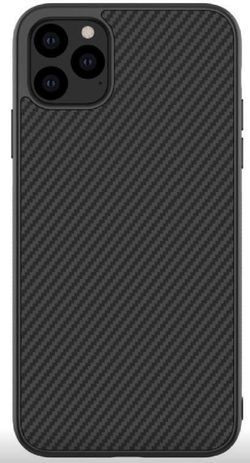 купить Чехол для смартфона Helmet iPhone 11 Pro Max Black Nylon TPU Case в Кишинёве