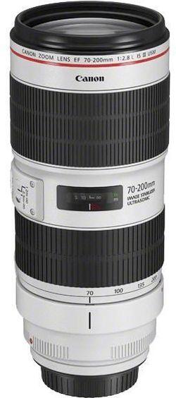 cumpără Obiectiv Canon EF 70-200 mm f/2.8L IS III USM (3044C005) în Chișinău