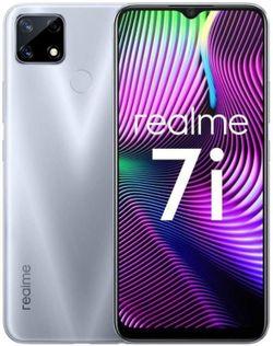 купить Смартфон Realme 7i 4/64GB Silver в Кишинёве