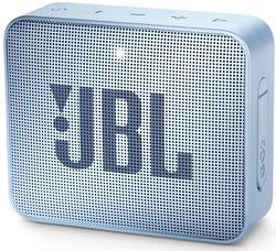 купить Колонка портативная Bluetooth JBL GO 2 Cyan в Кишинёве