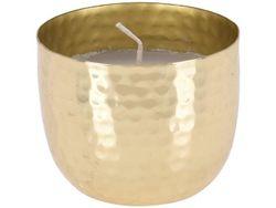 Luminare in candelabru de metal gravat 7Х6cm