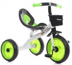 Трехколесный велосипед Chipolino Strike Green