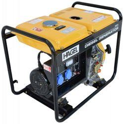 Generator de curent Hagel 6000CL