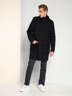 Куртка TOP SECRET Темно синий SPZ0345GR