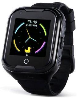 cumpără GPS-tracker pentru copii Smart Baby Watch 4G-T11, Black în Chișinău