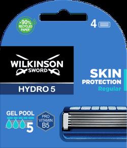 Сменные лезвия Wilkinson Sword Hydro5, 4 шт.