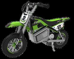 Электрический мото байк Razor SX350 Dirt Rocket McGrath, Green
