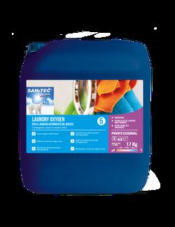 Laundry Oxigen - Отбеливатель на основе перекиси водорода 17 кг