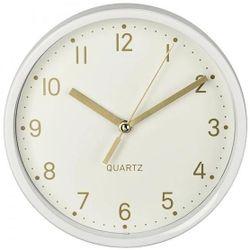 cumpără Ceas de perete Hama 186302 Golden Quiet, white în Chișinău
