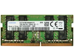 16GB DDR4- 3200MHz  SODIMM Samsung Original PC25600, CL22, 260pin DIMM 1.2V