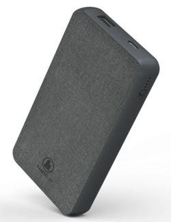cumpără Acumulator extern USB (Powerbank) Hama 187257 Fabric 10 10000 mAh în Chișinău