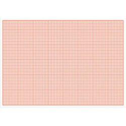 Миллиметровая бумага - А3 - 1 лист