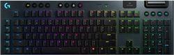 купить Клавиатура Logitech G915 Lightsync Black в Кишинёве
