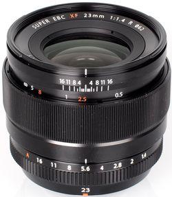 купить Объектив FujiFilm Fujinon XF23mm F1.4 R в Кишинёве