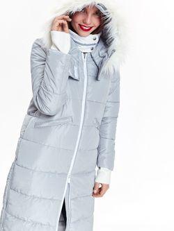 Куртка TOP SECRET Светло-серый SKU0935GB