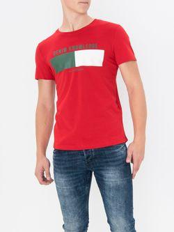 Tricou TOM TAILOR Rosu 1013772 tom tailor