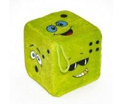 Soft dice 8 cm, cod 42052