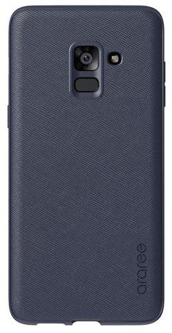 cumpără Husă pentru smartphone Samsung GP-A530, Galaxy A8 2018, Araree Airfit Prime, Blue în Chișinău