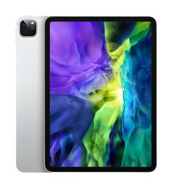 Apple 11-inch iPad Pro 256Gb Wi-Fi Silver (MXDD2RK/A)
