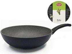 Сковорода WOK Ballarini Rialto Granitium 28сm