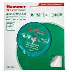 Disc de tăiere Hammer ВDCG 206-224 (310206)