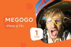 cumpără Abonament MEGOGO Кино и ТВ на 1 месяц în Chișinău