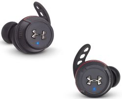 cumpără Cască fără fir JBL Under Armour True Wireless Flash Black în Chișinău