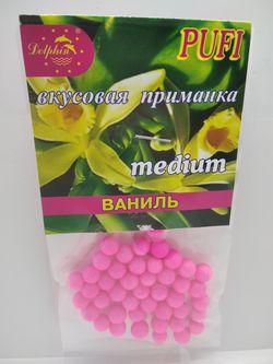 Пенопласт PUFI Ваниль medium