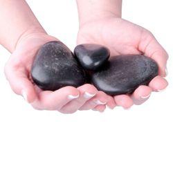 Лавовые (базальтовые) камни (3 шт.) inSPORTline Basalt Stone 11195 (2732) (под заказ)