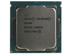 Процессор Intel Celeron G4930 3.2GHz Tray
