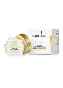 Ночной крем для лица Careline 55+ Revival SPF 15, 50 мл