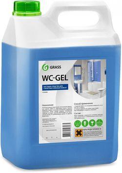 WC-GEL Средство для чистки сантехники 5,3 кг