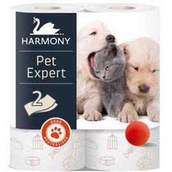 Prosoape hârtie Harmony Pet Expert Odor Neutralizer 2 str. 19m*2